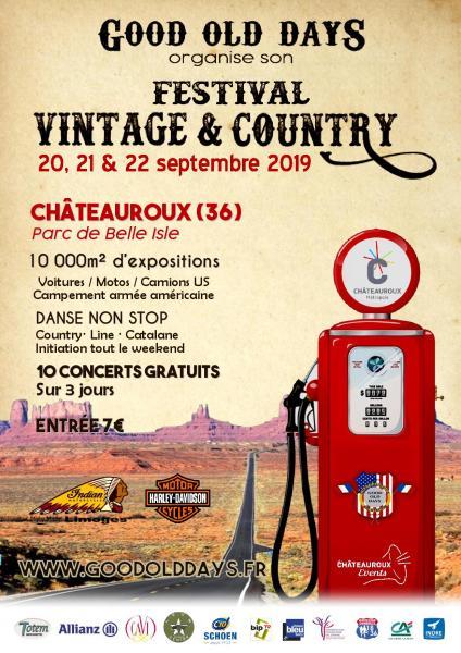 Chateauroux affiche