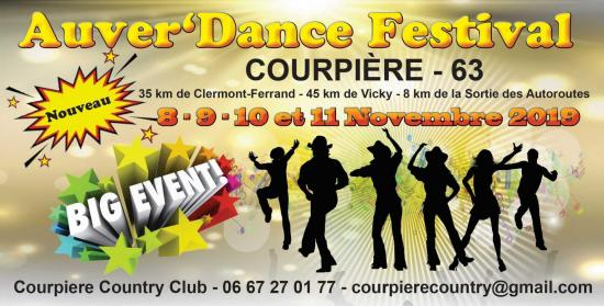 Courpiere affiche 1