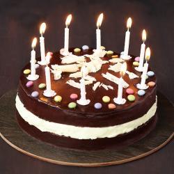 Gateau d anniversaire aux 2 chocolats 10435973juzef